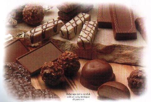 Asal Muasal Coklat
